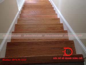 Dịch vụ sửa chữa cầu thang gỗ cao cấp bạn không thể bỏ qua