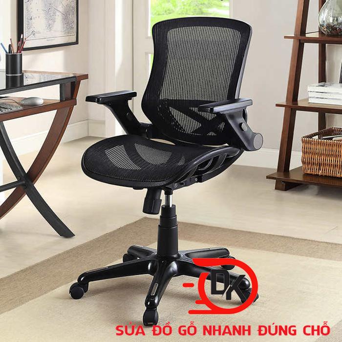 Sửa ghế văn phòng - Nội thất Đăng Khôi