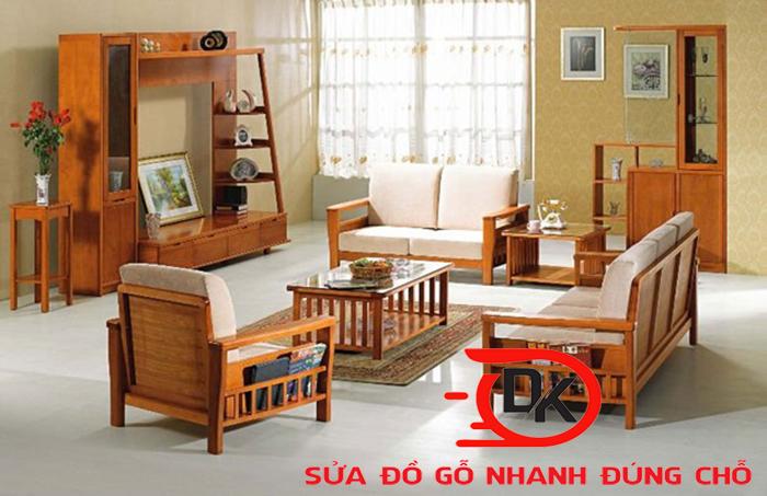 Đồ nội thất gỗ đem lại tính thẩm mỹ cao