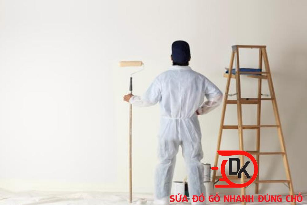 Xác định đồ nội thất cần sơn