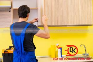 Dịch vụ sửa tủ bếp tại nhà
