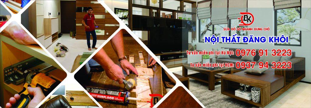 Dịch vụ sửa chữa đồ gỗ