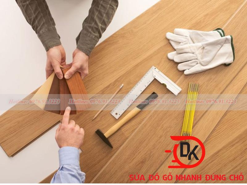Nhu cầu sử dụng dịch vụ sửa chữa đồ nội thất gỗ hiện nay
