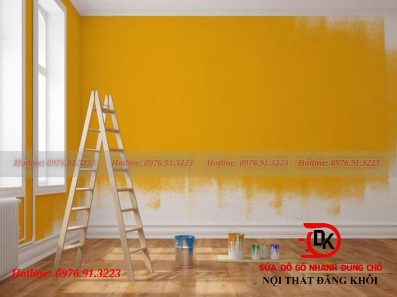 Không biết cách sơn nhà sẽ biến ngôi nhà bạn trở thành thảm họa