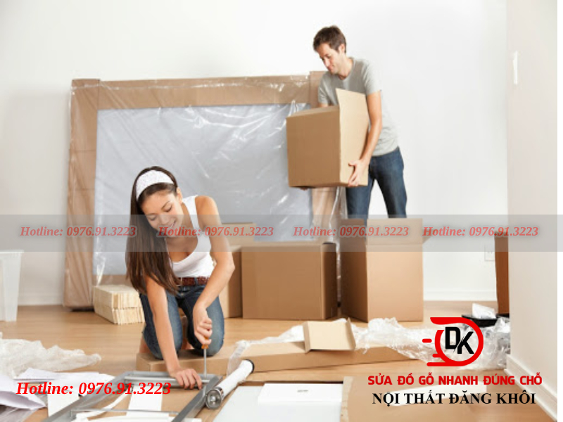 Cách tháo gỡ sàn gỗ khi chuyển nhà đảm bảo hiệu quả nhất