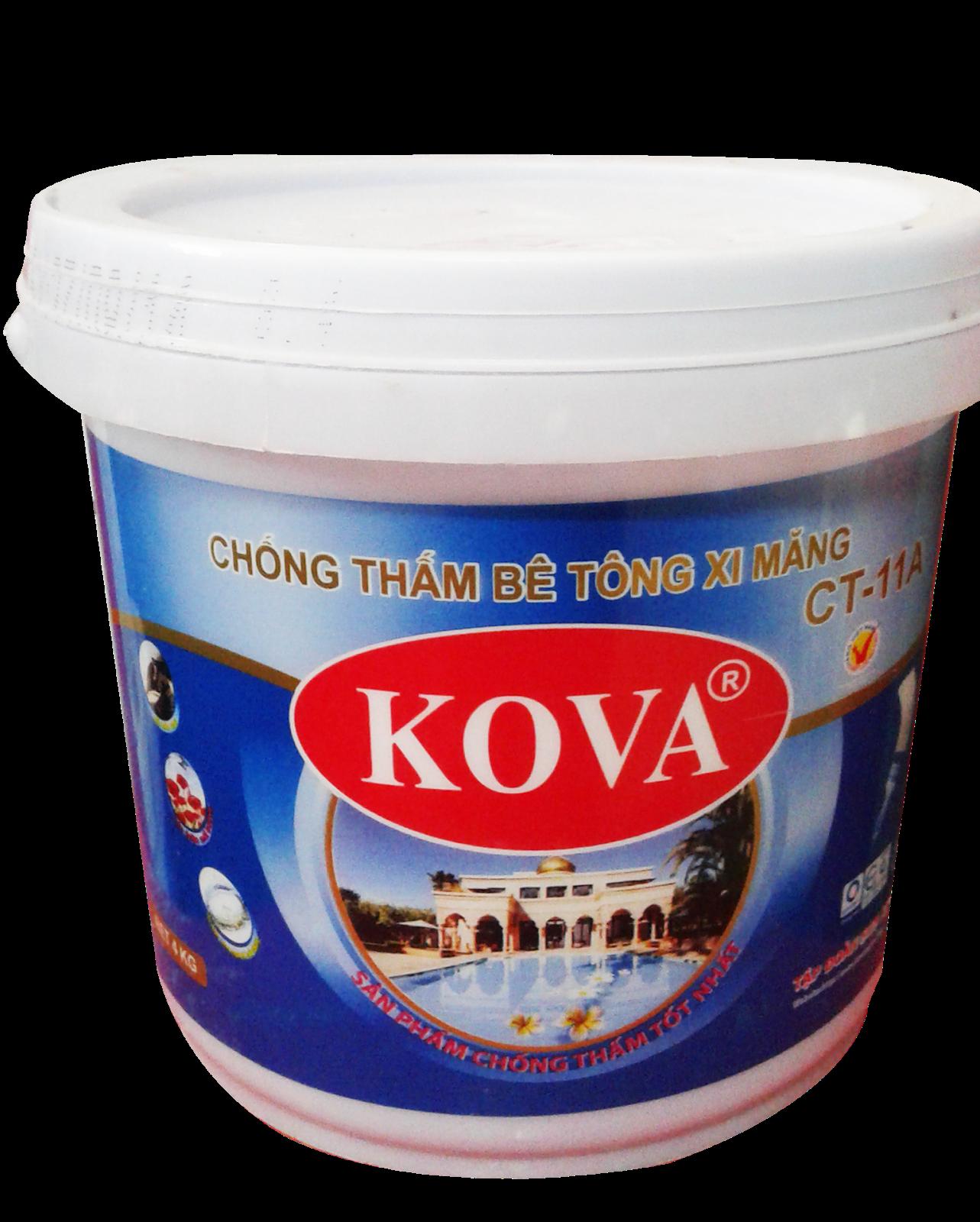 Sơn Kova là sản phẩm thuần Việt