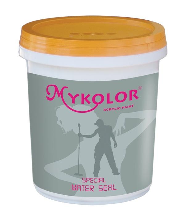 Sơn Mykolor được đánh giá là 1 trong những dạng sơn cao cấp